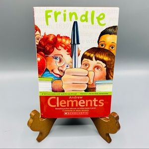 Frindle by Andrew Clements Scholastic Book
